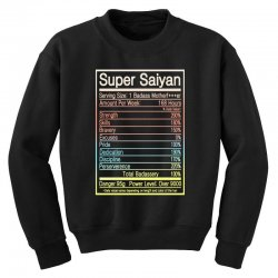 super saiyan goku Youth Sweatshirt | Artistshot