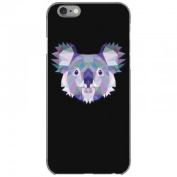geometric koala funny animal t shirts iPhone 6/6s Case | Artistshot