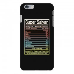 super saiyan goku iPhone 6 Plus/6s Plus Case | Artistshot