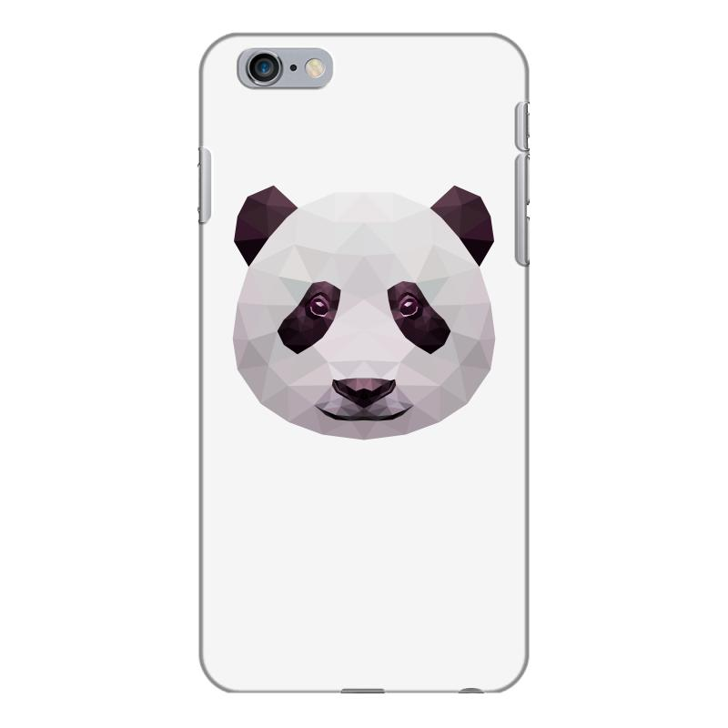 Geometric Panda Bear Funny Animal T Shirts Iphone 6 Plus/6s Plus Case | Artistshot
