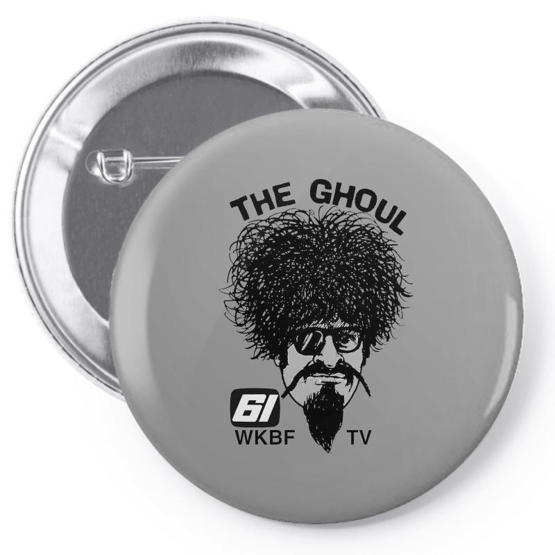 The Ghoul Channel 61 Pin-back Button | Artistshot