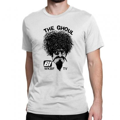 The Ghoul Channel 61 Classic T-shirt Designed By Ahmadjufriyanto