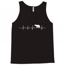 heartbeat elephant t shirt Tank Top | Artistshot