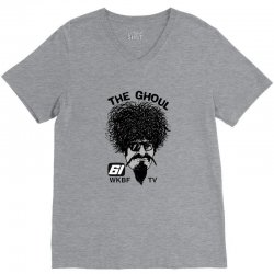 the ghoul channel 61 V-Neck Tee | Artistshot