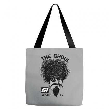 The Ghoul Channel 61 Tote Bags Designed By Ahmadjufriyanto