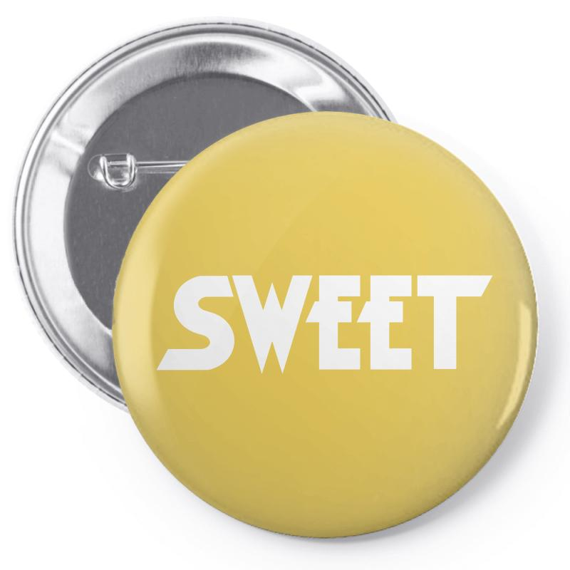 The Sweet Pin-back Button | Artistshot