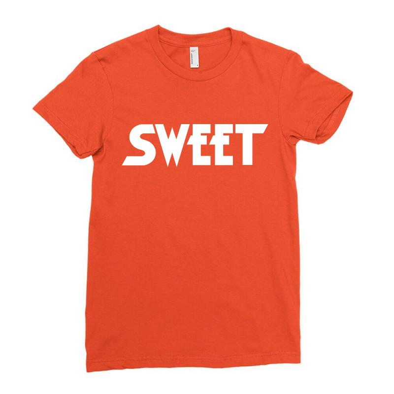 The Sweet Ladies Fitted T-shirt | Artistshot
