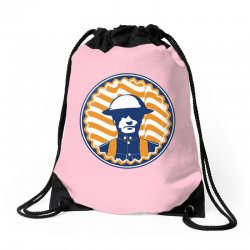 u of i illinois chief Drawstring Bags | Artistshot