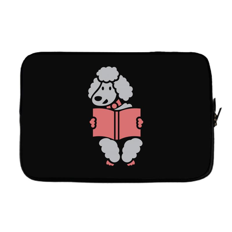 Reader Sheep Laptop Sleeve | Artistshot