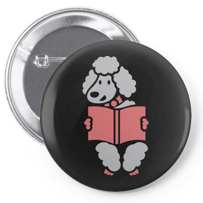 Reader Sheep Pin-back Button | Artistshot