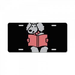 Reader Sheep License Plate | Artistshot