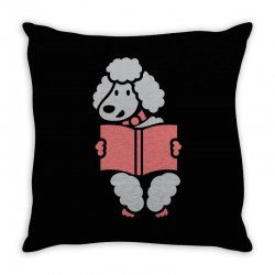 Reader Sheep Throw Pillow | Artistshot