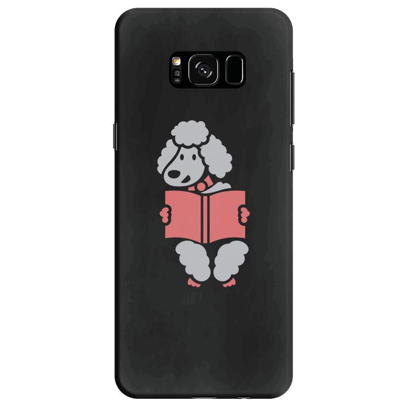 Reader Sheep Samsung Galaxy S8 Case | Artistshot