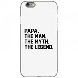 the man the myth the legend iPhone 6/6s Case | Artistshot