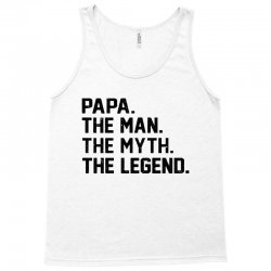 the man the myth the legend Tank Top | Artistshot