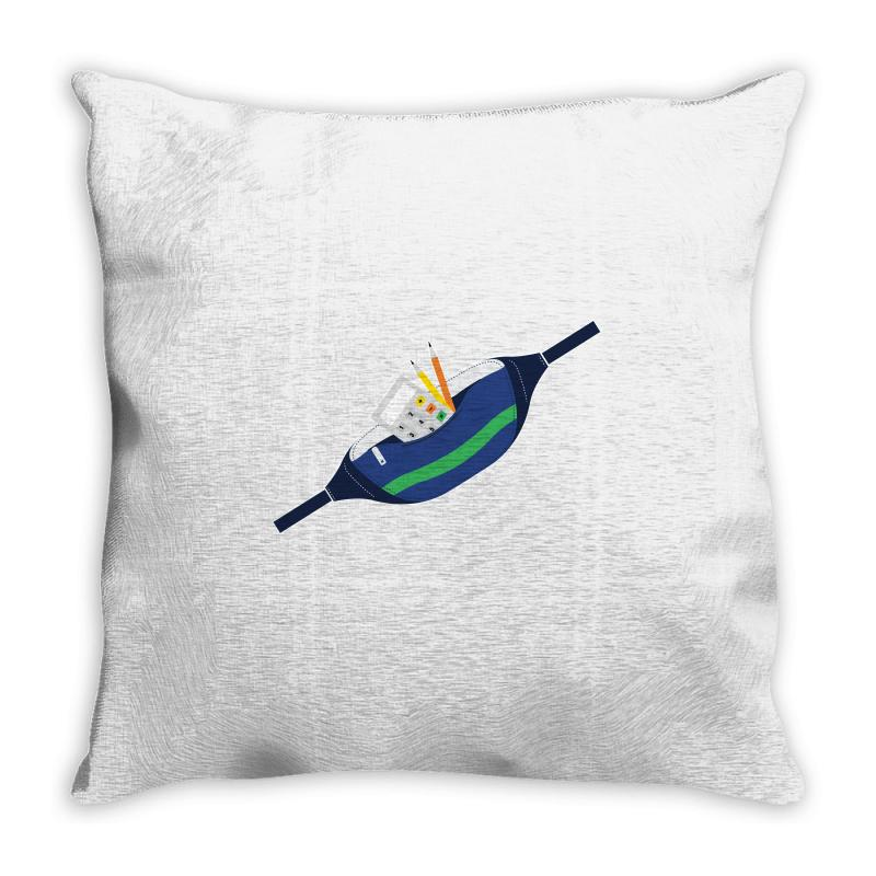 Fanny Pack Tools Throw Pillow | Artistshot