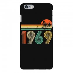 apollo 11 50th anniversary moon landing 1969   2019 vintage iPhone 6 Plus/6s Plus Case | Artistshot