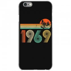 apollo 11 50th anniversary moon landing 1969   2019 vintage iPhone 6/6s Case | Artistshot