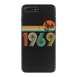 apollo 11 50th anniversary moon landing 1969   2019 vintage iPhone 7 Plus Case | Artistshot