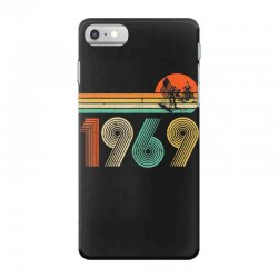 apollo 11 50th anniversary moon landing 1969   2019 vintage iPhone 7 Case | Artistshot