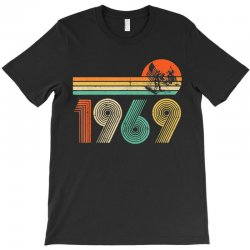 apollo 11 50th anniversary moon landing 1969   2019 vintage T-Shirt | Artistshot