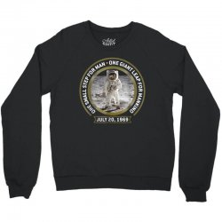 apollo 11 50th anniversary moon landing Crewneck Sweatshirt | Artistshot