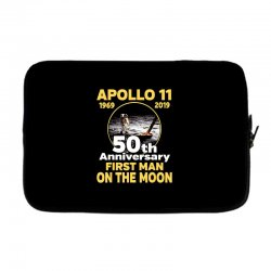 apollo 11 50th anniversary Laptop sleeve | Artistshot