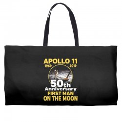 apollo 11 50th anniversary Weekender Totes | Artistshot