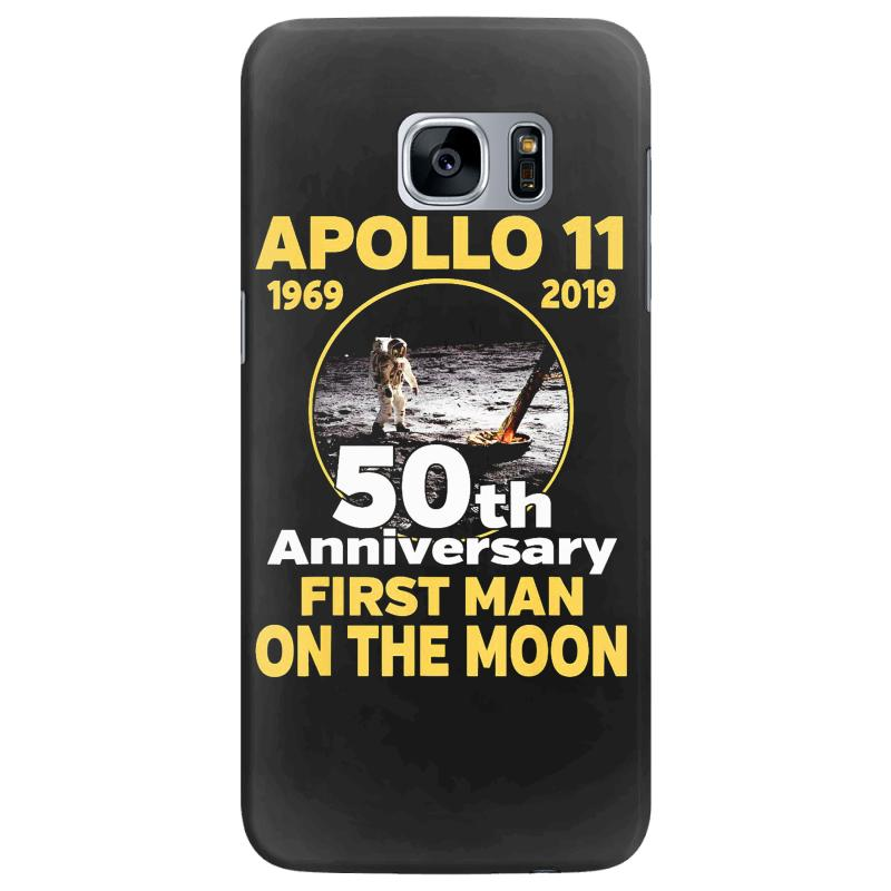Apollo 11 50th Anniversary Samsung Galaxy S7 Edge Case | Artistshot