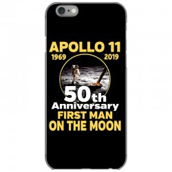 apollo 11 50th anniversary iPhone 6/6s Case | Artistshot