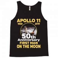 apollo 11 50th anniversary Tank Top | Artistshot