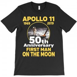 apollo 11 50th anniversary T-Shirt | Artistshot