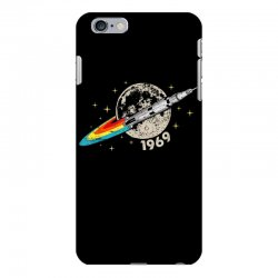 apollo 11 50th anniversary moon iPhone 6 Plus/6s Plus Case | Artistshot