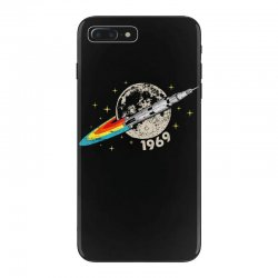apollo 11 50th anniversary moon iPhone 7 Plus Case | Artistshot