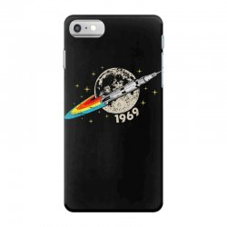 apollo 11 50th anniversary moon iPhone 7 Case | Artistshot
