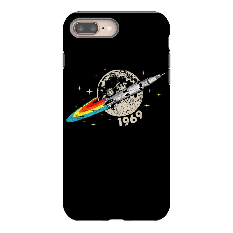 Apollo 11 50th Anniversary Moon Iphone 8 Plus Case | Artistshot