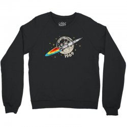 apollo 11 50th anniversary moon Crewneck Sweatshirt | Artistshot