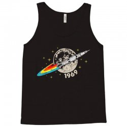 apollo 11 50th anniversary moon Tank Top | Artistshot