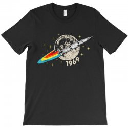 apollo 11 50th anniversary moon T-Shirt | Artistshot
