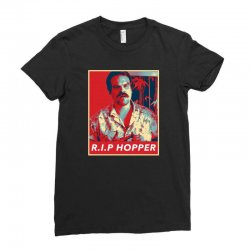 rip hopper Ladies Fitted T-Shirt | Artistshot