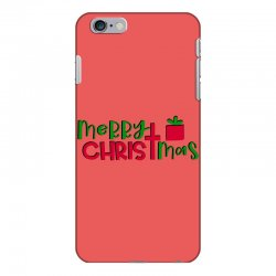 merry christmas iPhone 6 Plus/6s Plus Case | Artistshot
