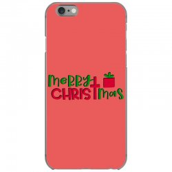 merry christmas iPhone 6/6s Case | Artistshot