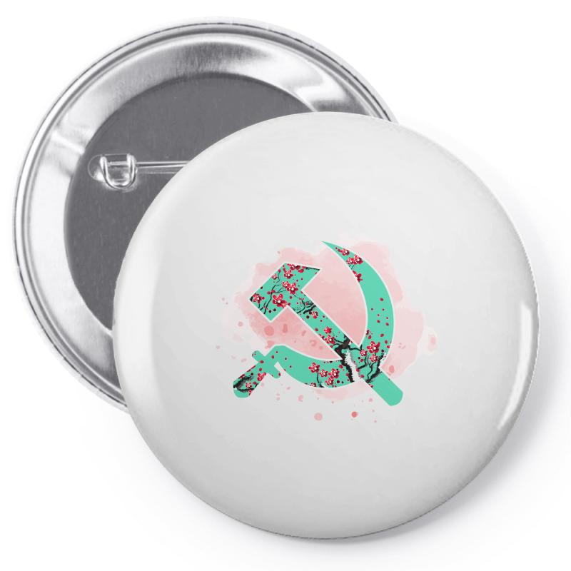 Communist Pin-back Button | Artistshot