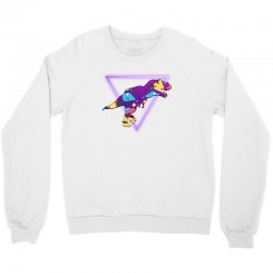 shaped dinosaur Crewneck Sweatshirt | Artistshot