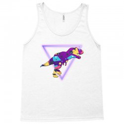 shaped dinosaur Tank Top | Artistshot