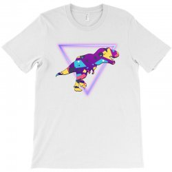 shaped dinosaur T-Shirt | Artistshot