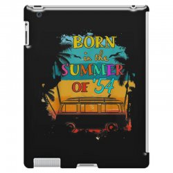 bron in the summer of 54 iPad 3 and 4 Case | Artistshot