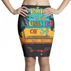 bron in the summer of 54 Pencil Skirts | Artistshot