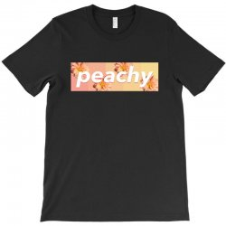 peachy colors T-Shirt | Artistshot