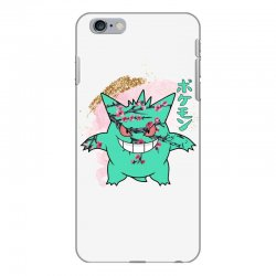 gengar cherry bloom iPhone 6 Plus/6s Plus Case | Artistshot